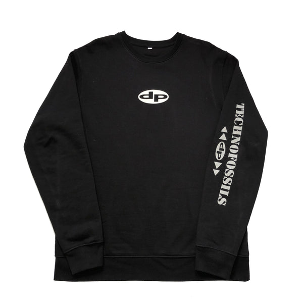 Black 'Trooper' Crewneck