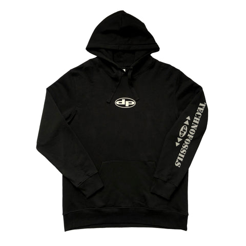 Black 'Conception' Hoodie