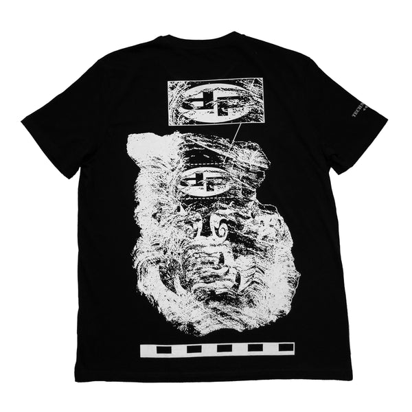 Black 'Minotaur' T-shirt