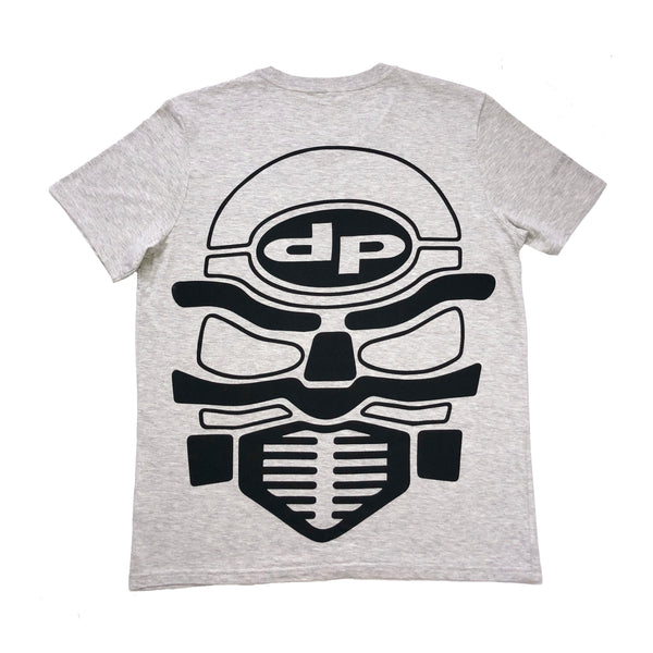 Grey 'Trooper' T-shirt