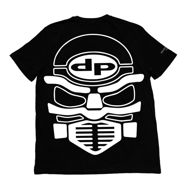 Black 'Trooper' T-shirt