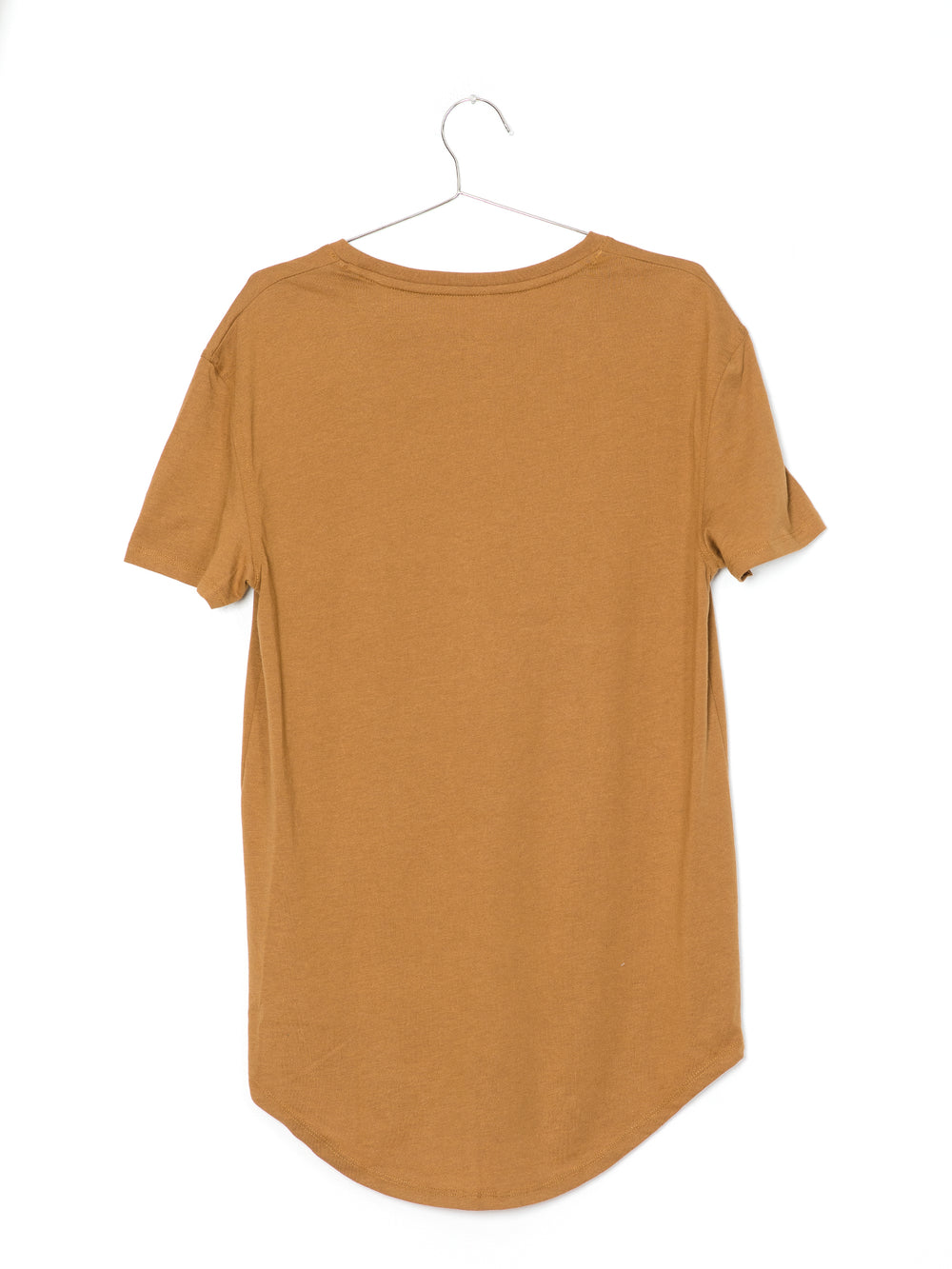 MENS LONGLINE T - TIMBER
