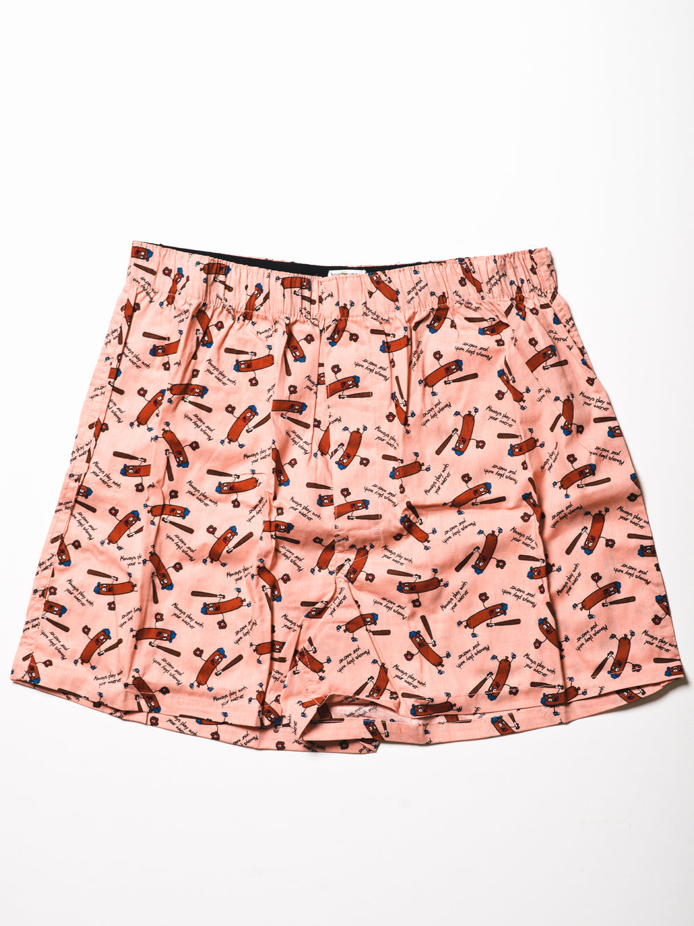 NOVELTY WOVEN BOXER- CLEARANCE