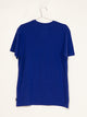 MENS UNITED SHORT SLEEVE T-SHIRT - MALIBU BLUE