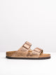 WOMENS ARIZONA TOBACCO OILED LEATHER SANDALS
