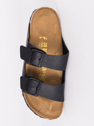 WOMENS ARIZONA BLACK SANDALS