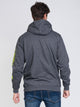 MENS CARHARTT SLV PULL OVER HD - CARBON