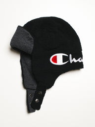 HUNTER'S HAT - BLACK