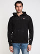 MENS URBAN HYBRID JACKET - BLACK