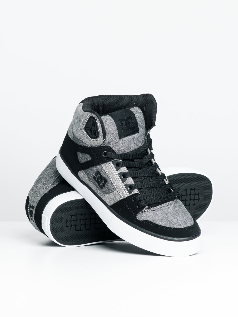 MENS PURE HI TOP SNEAKER