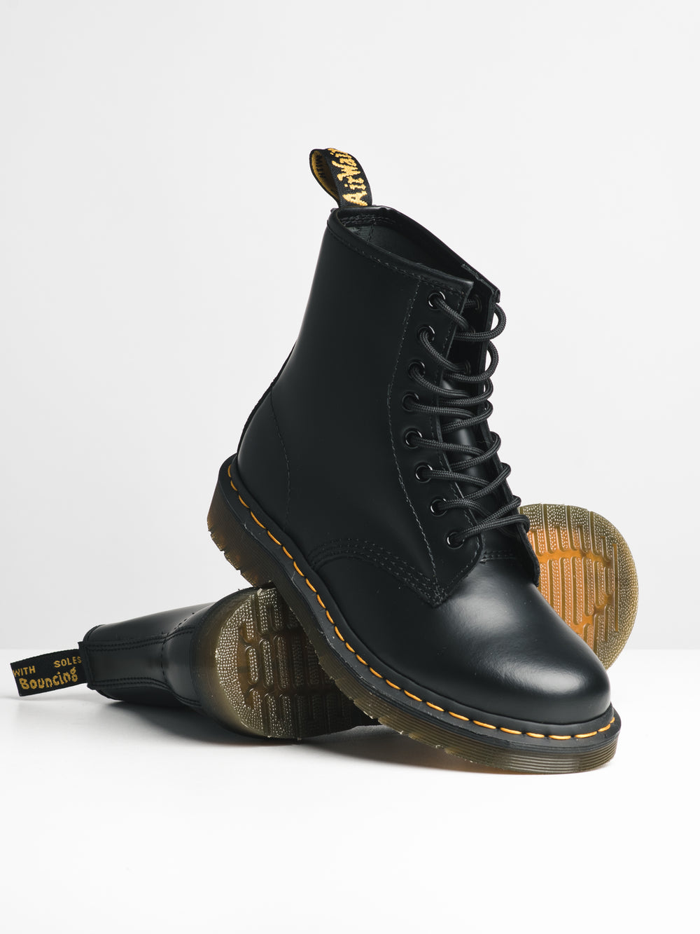 WOMENS 1460 SMOOTH  BOOTS