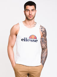 MENS FRATTINI TANK - WHITE