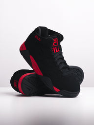 MENS M-SQUAD - BLACK/RED