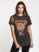 DEF LEOPARD NEON CAT SHORT SLEEVE T-SHIRT