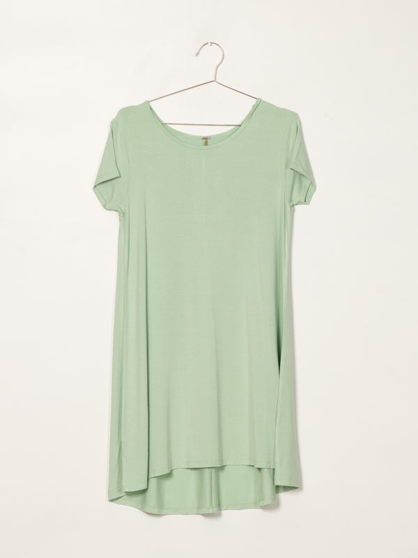 WOMENS LEIGH TEE DRESS