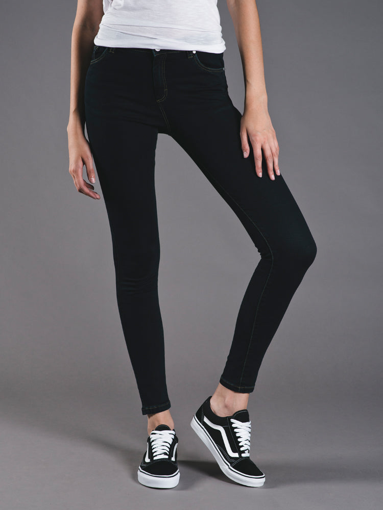 WOMENS MIKA MID RISE PANTS - DARK NABR - CLEARANCE