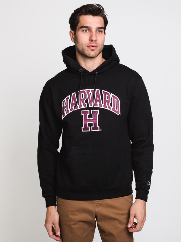 MENS CHM ECO PB HARVARD APPLQ HOOD