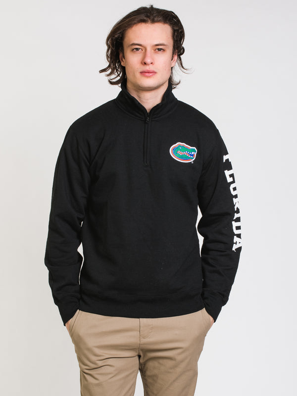 CHM QUARTER ZIP FLORIDA - BLACK