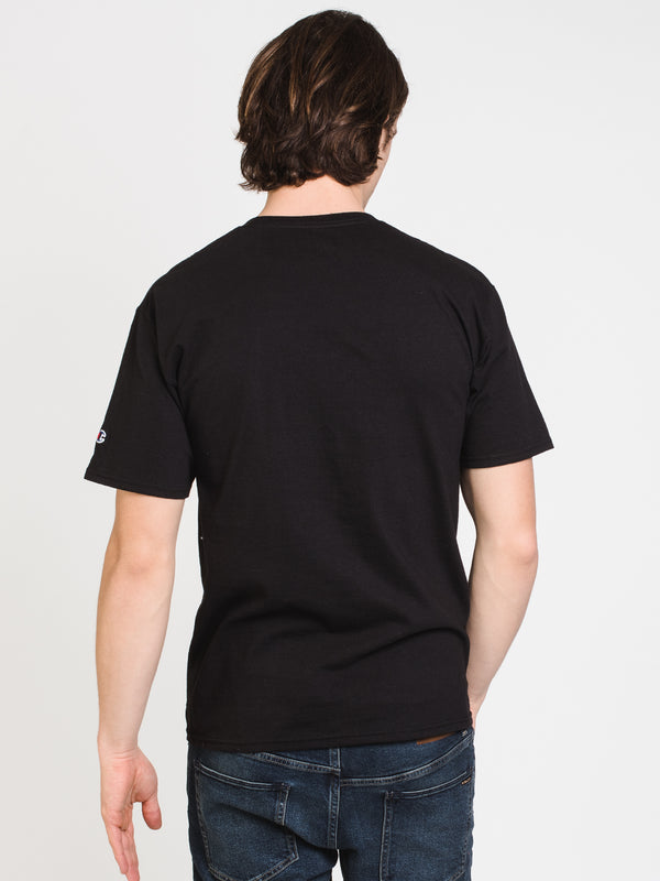 MENS CHM FLORIDA SHORT SLEEVE TEE - BLACK