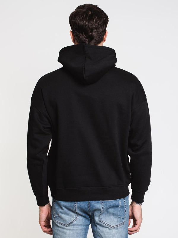 MENS AUTH TENAX 2 PULL OVER HD - BLK/WHT
