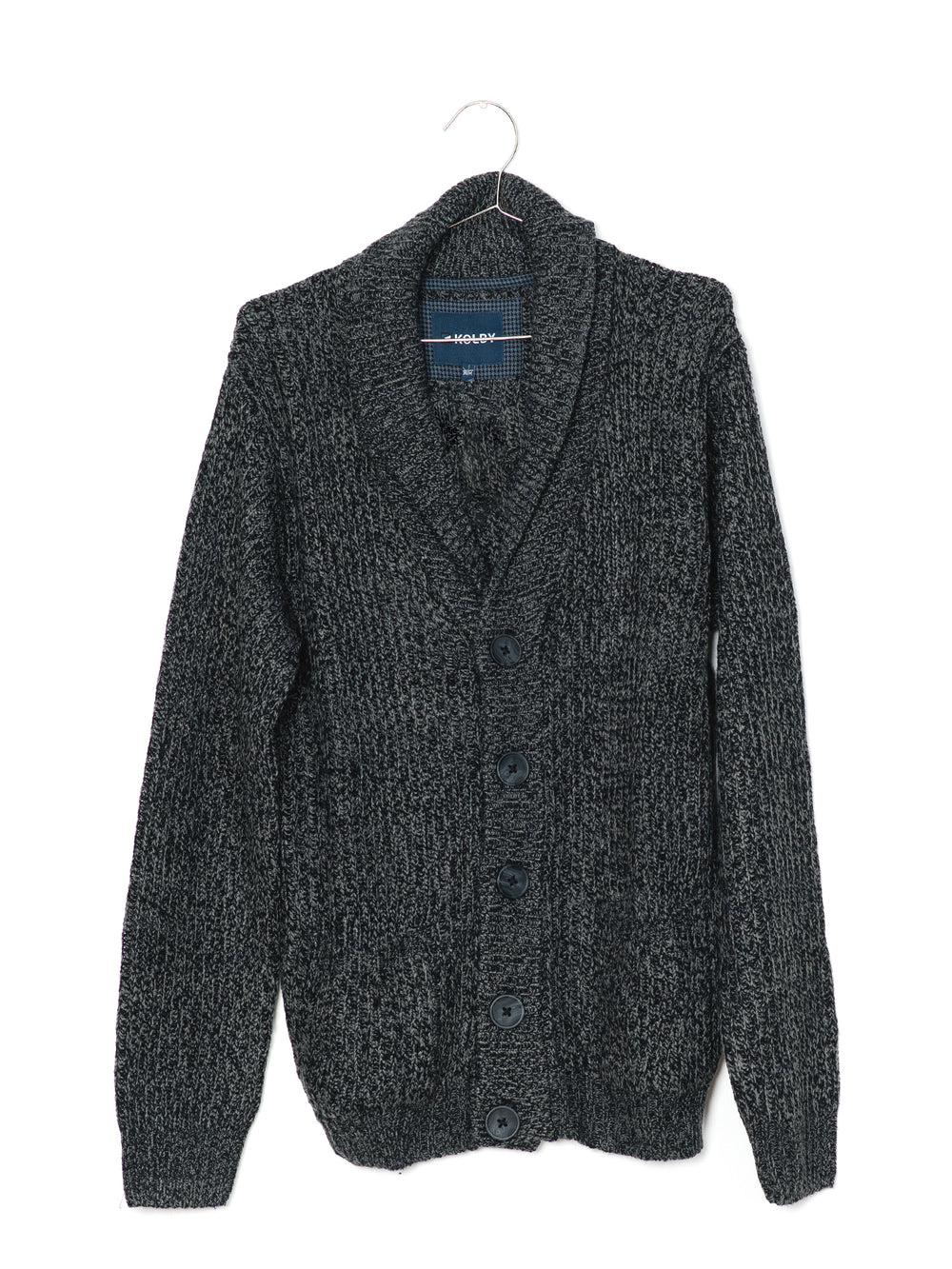 MENS WALTER BUTTON UP CARDI