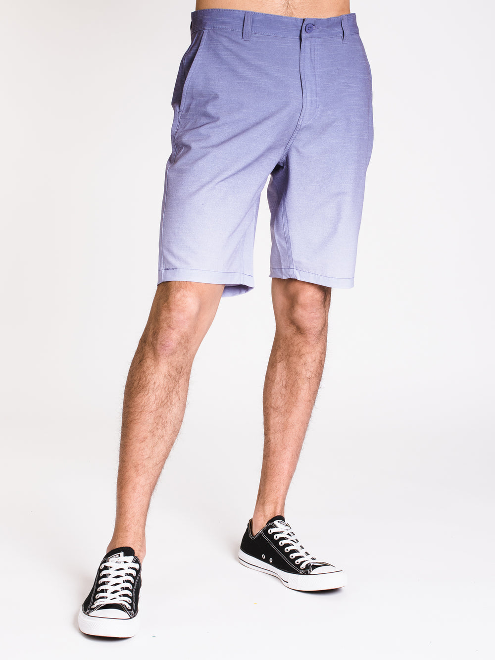 MENS CALEB SLIM OMBRE SHORT
