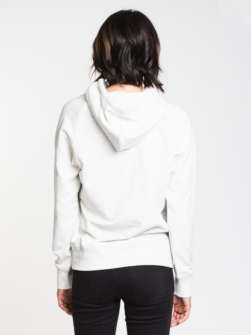 WOMENS ESSE PULL OVER HD - WHITE