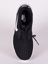WOMENS JUVENATE BLACK/WHITE SNEAKERS
