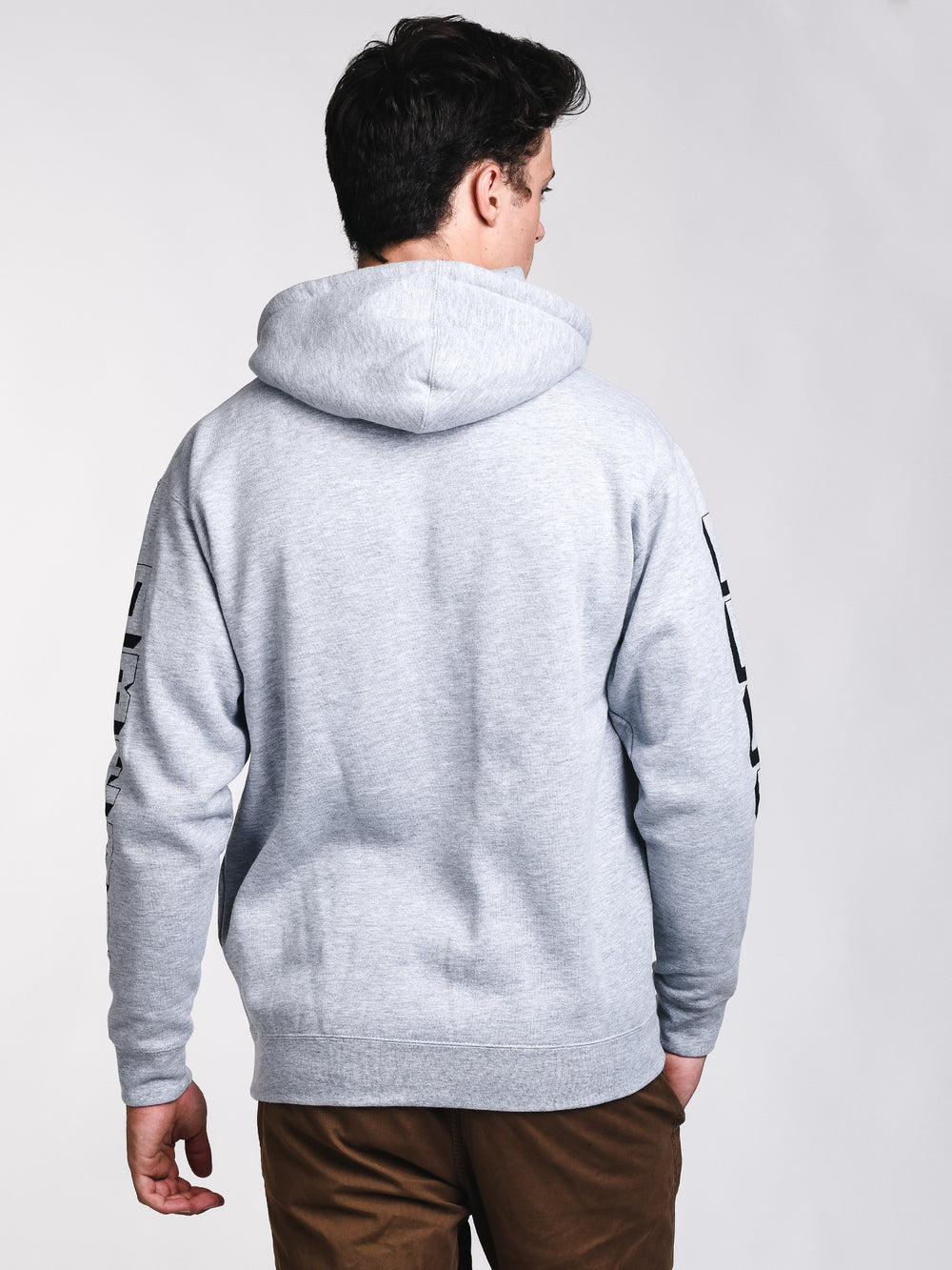 MENS OBEY NEW WORLD PULLOVER HOOD