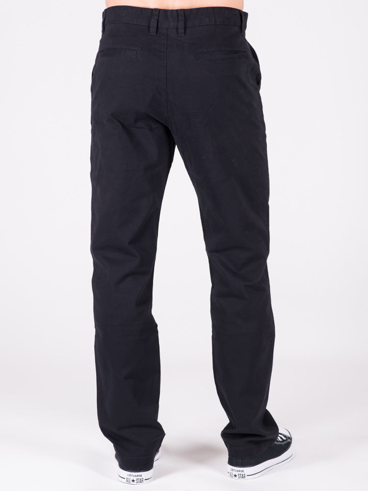 MENS RELAXED CHINO PANTS