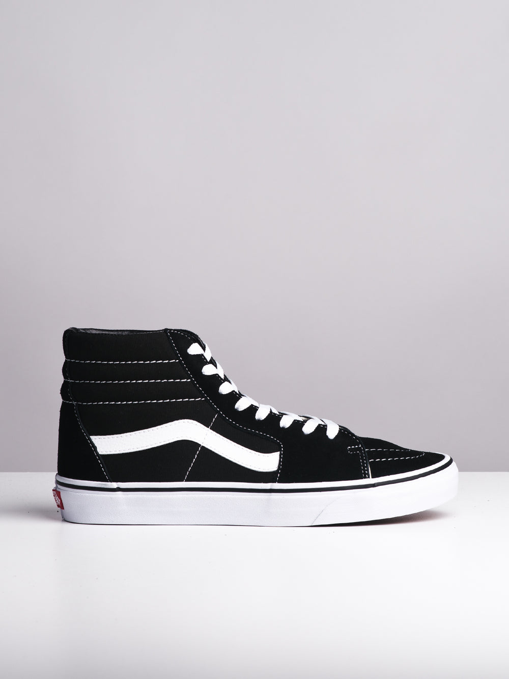 MENS SK8 HI BLACK/WHITE SNEAKERS