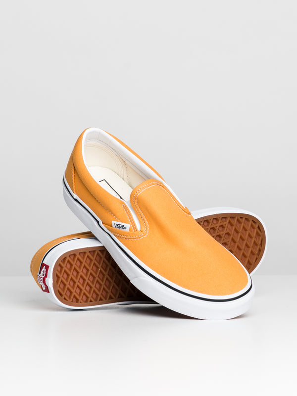 WOMENS CLASSIC SLIP ON - GOLDEN