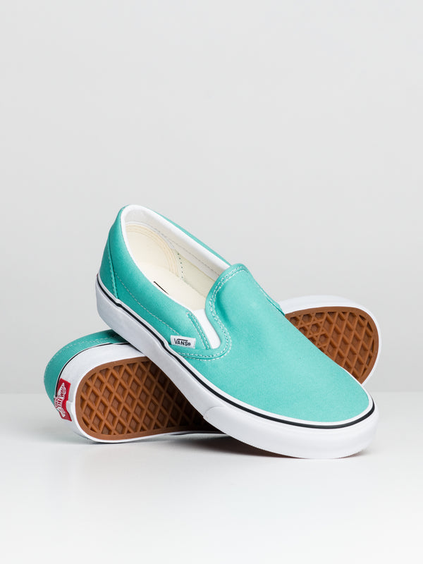 WOMENS CLASSIC SLIP ON - WATERFALL