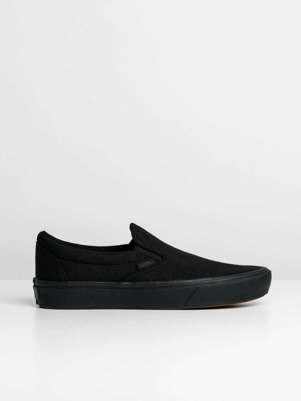 MENS COMFYCUSH SLIP ON - BLACK