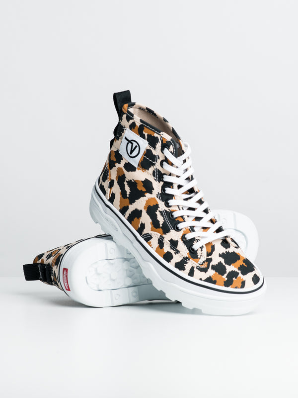 WOMENS SENTRY WC - LEOPARD