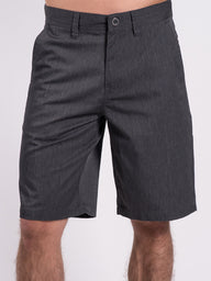 MENS FRICKIN CHINO SHORT - CHARCL- CLEARANCE