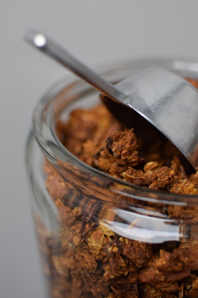 1kg Oat Almond & Honey Granola with Jar- COMING SOON
