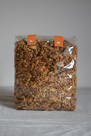 'Factory Seconds' Gingery Pulp Granola