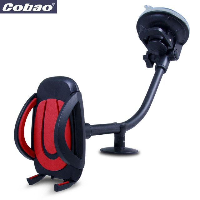 Cobao Universal Long Arm Holder - Red