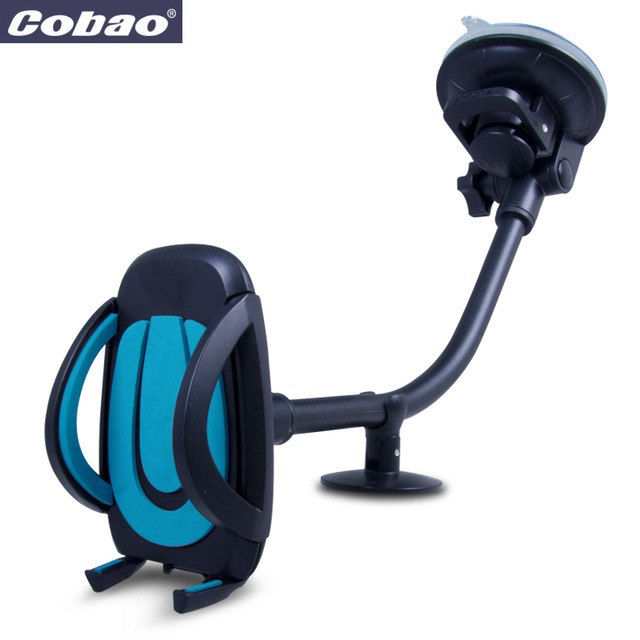 Cobao Universal Long Arm Holder - Blue