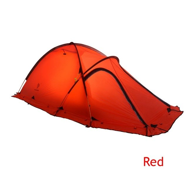 2Person Double Layers Waterproof Outdoor Tent