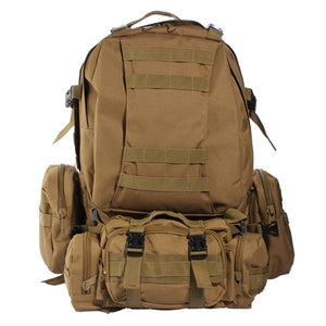 Hot 50L Military Tactical Waterproof Backpack