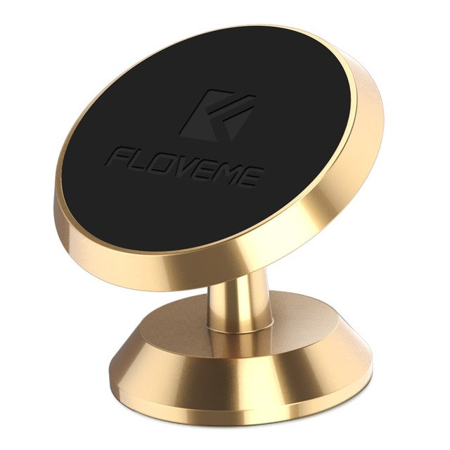 Floveme Magnetic Car Holder - Gold