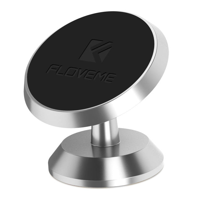Floveme Magnetic Car Holder - Silver