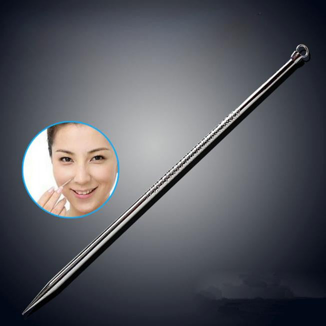 Blackhead Comedone Acne Blemish Remover Stainless Needles Remove Tool