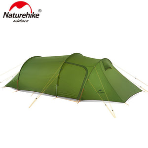 3 Persons 20D/210T Fabric Ultralight Camping Tent