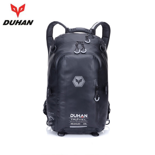 Waterproof Backpack Motorcycle Bag