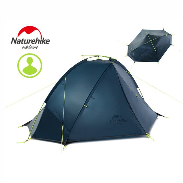 1.4-1.6 Kg Tagar 1-2 Person Tent Camping