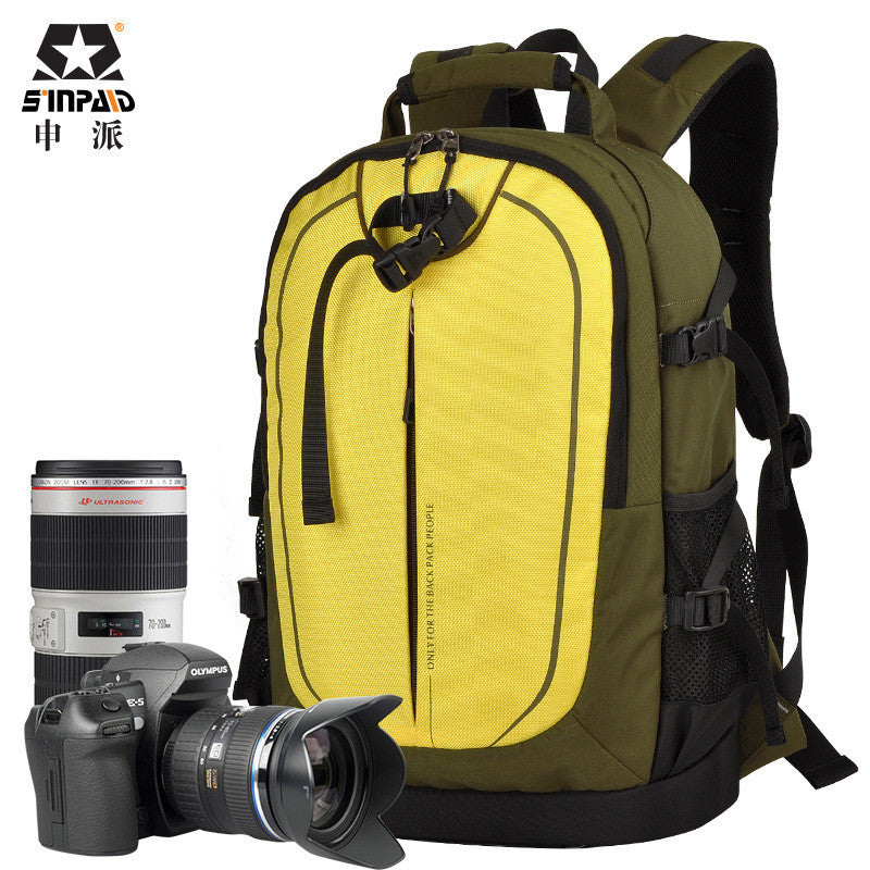 Waterproof Photo Backpack Photography Anti-theft Video Bags