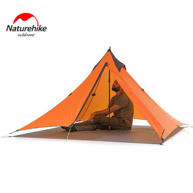 Camping Tent Lightweight Waterproof Single Layer
